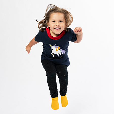 Toddler Unicorn Tee