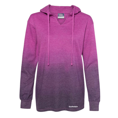 Women's French Terry Ombré
