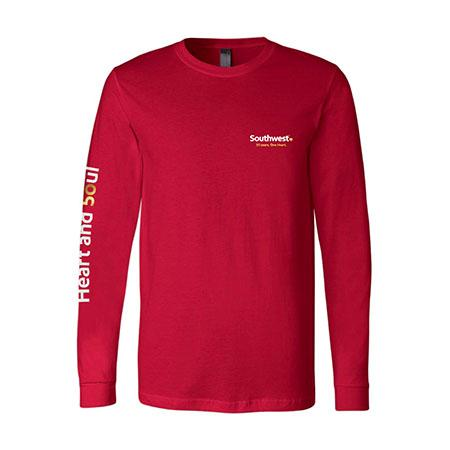 Heart and 5oul Ultra Cotton Long Sleeve Tee